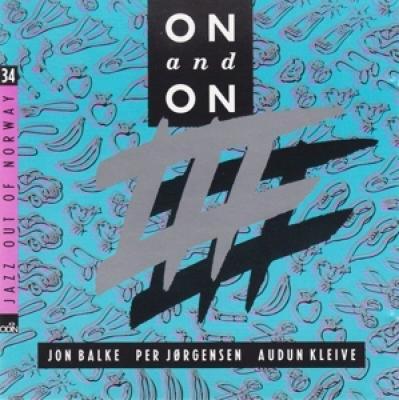Jon Balke Trio - On And On Iii