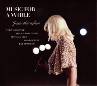 Mathias Eick & Tora Augestad - Graces That Refrain (Music For A Wh CD