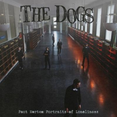 Dogs - Post Mortem Portraits Of Loneliness (Red Vinyl) (LP)