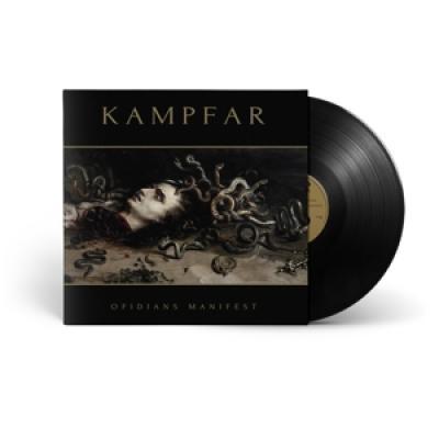 Kampfar - Ofidians Manifest (Gold Vinyl) (LP)