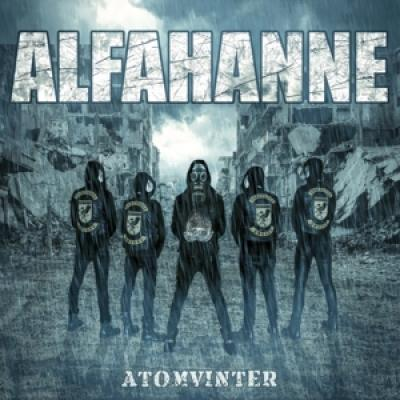 Alfahanne - Atomvinter (LP)