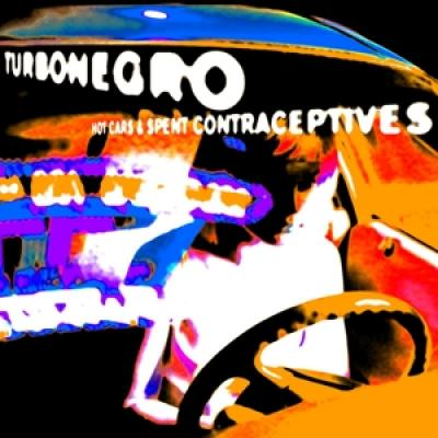 Turbonegro - Hot Cars & Spent Contraceptives (Orange Black Splatter Vinyl) (LP)