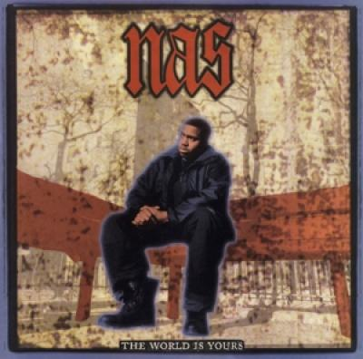 Nas - World Is Yours (7INCH)