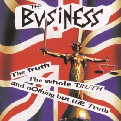 Business - Truth The Whole Truth & Nothing But The Truth (LP)