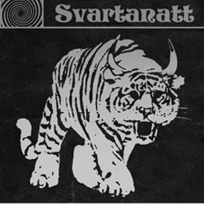 Svartanatt - Svartanatt (Silver Vinyl) (LP)