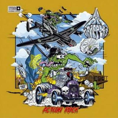 Drippers - Action Rock (LP)