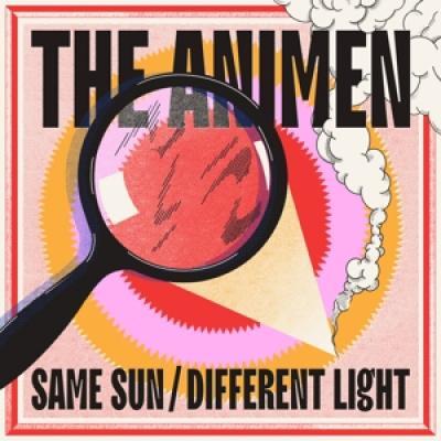 The Animen - Same Sun/Different Light (LP)
