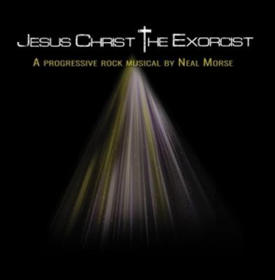 Neal Morse - Jesus Christ The Exorcist CD