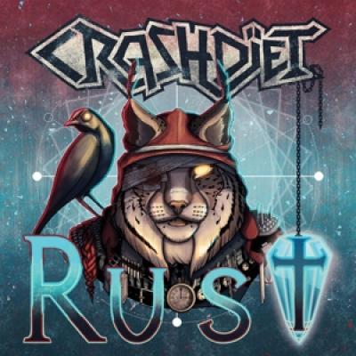 Crashdiet - Rust (LP)