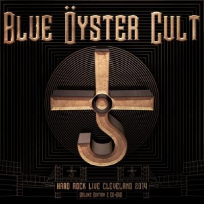Blue Oyster Cult - Hard Rock Live Cleveland 2014 (CD+DVD)