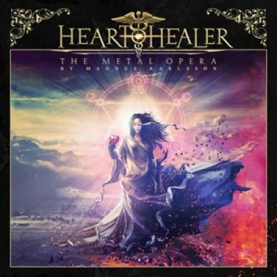Heart Healer - The Metal Opera By Magnus Karlsson (2LP)