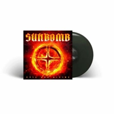 Sunbomb - Evil And Divine (LP)