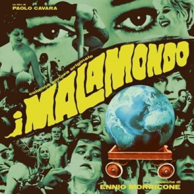 Ost - I Malamondo (Music By Ennio Morricone) (2LP)