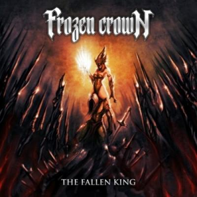 Frozen Crown - The Fallen King (LP)