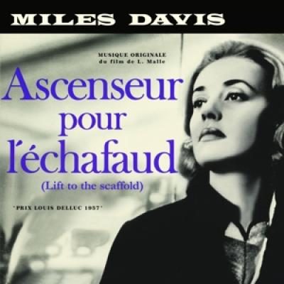 Davis, Miles - Ascenseur Pour L'Echafaud (Solid Green Vinyl) (LP)