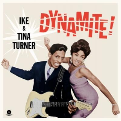 Ike & Tina Turner - Dynamite! (LP)