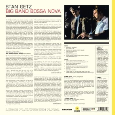 Getz, Stan - Big Band Bossa Nova (Yellow Vinyl) (LP)