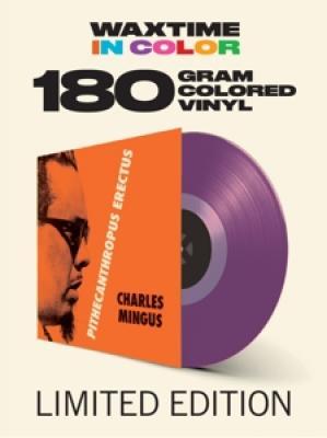 Mingus, Charles - Pithecantropus Erectus (Transparent Purple Vinyl) (LP)
