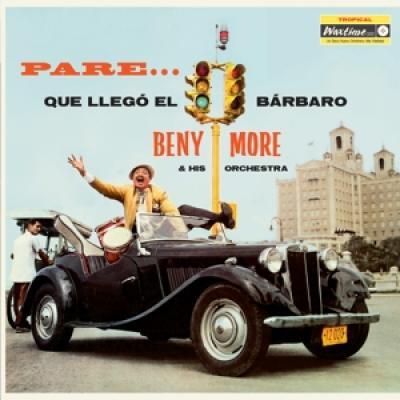 More, Benny - Pare... Que Llegs El Barbaro (LP)