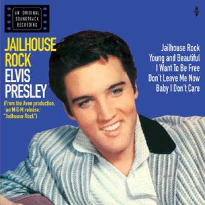 Presley, Elvis - Jailhouse Rock (Red Vinyl) (LP)