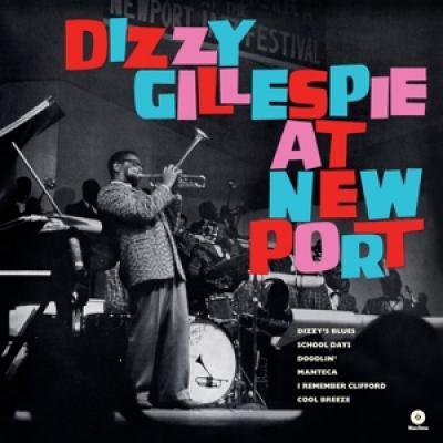 Gillespie, Dizzy - At Newport (LP)
