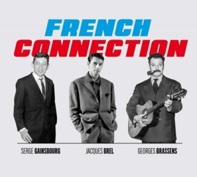 V/A - French Connection (3CD)