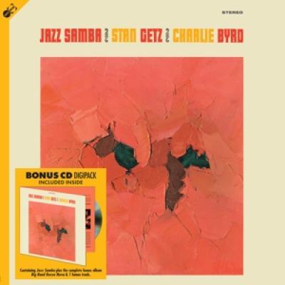 Getz, Stan & Charlie Byrd - Jazz Samba (LP+CD)