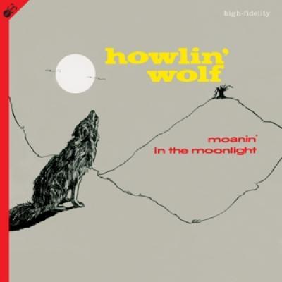 Howlin' Wolf - Moanin' In The Moonlight (2LP)