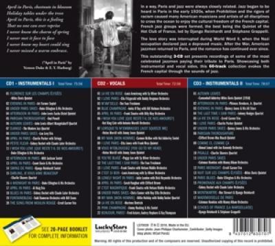 V/A - Jazz & Paris (3CD)