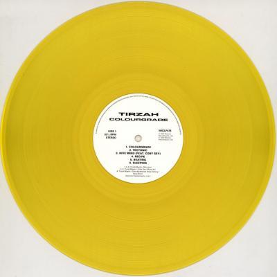 Tirzah - Colourgrade (Transparent Sun Yellow Vinyl) (LP)