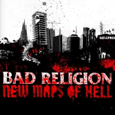 Bad Religion - New Maps Of Hell (LP)