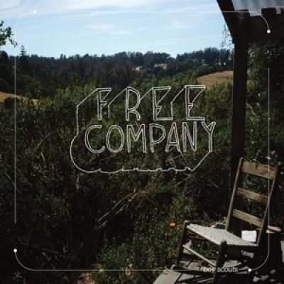 Boy Scouts - Free Company (LP)