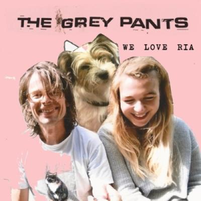 Grey Pants - We Love Ria (2LP)