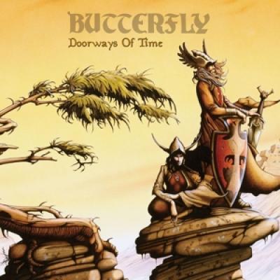 Butterfly - Doorways Of Time (LP)