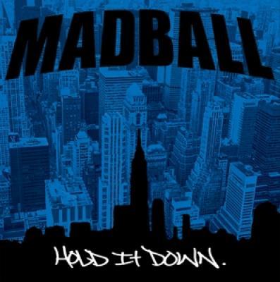 Madball - Hold It Down (Silver Vinyl) (LP)