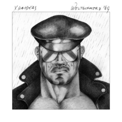 X Raiders - Weltschmerz '89 (LP)