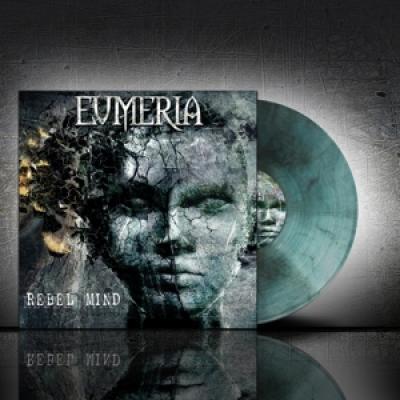Eumeria - Rebel Mind (Transparent Blue Vinyl) (LP)
