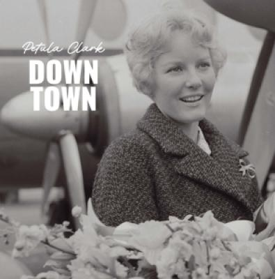 Clark, Petula - Down Town / This Is My Song (Blueberry Vinyl) (7INCH)