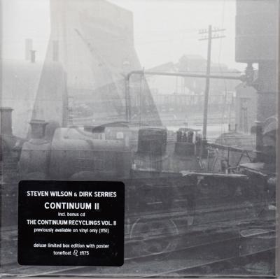 Wilson, Steven & Dirk Serries - Continuum II (2CD)