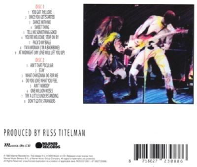 Rufus & Chaka Khan - Stompin' At The Savoy (2CD)