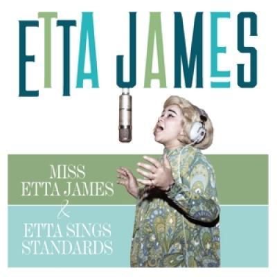 James, Etta - Miss Etta James/Etta Sings Standards (LP)