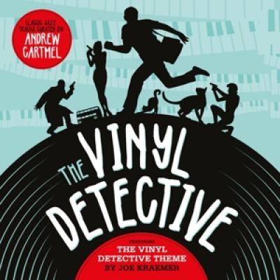 V/A - Vinyl Detective (Andrew Cartmel) (LP)
