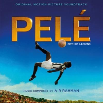 Ost - Pele (A R Rahman) (LP)