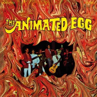 Animated Egg - Animated Egg (LP)