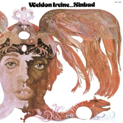 Irvine, Weldon - Sinbad (LP)