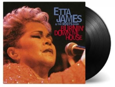 James, Etta - Burnin' Down The House (2LP)