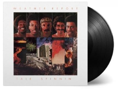 Weather Report - Tale Spinnin' (LP)