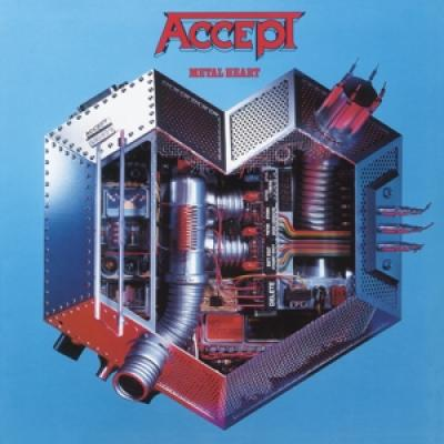 Accept - Metal Heart (LP)