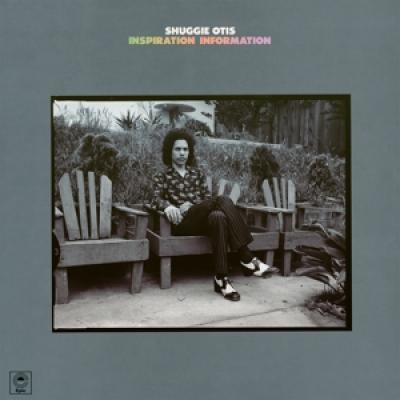 Otis, Shuggie - Inspiration Information (LP)