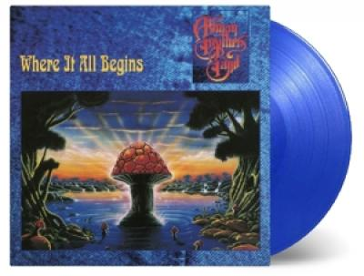 Allman Brothers Band - Where It All Begins 2LP